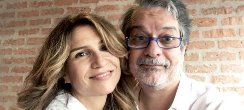 Verônica Sabino e Luís Filipe de Lima homenageiam o sambista