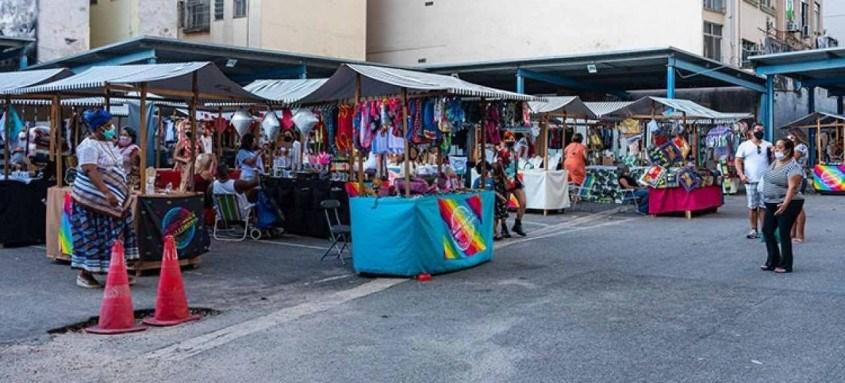Objetivo do Detran-RJ em abrir as portas do posto do Largo do Machado é contribuir para a retomada da economia criativa no estado