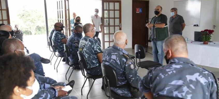 Agentes irão atuar em áreas de preservação ambiental do município