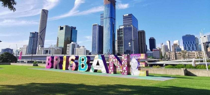 Brisbane, onde centenas de pessoas se reuniram em South Bank e vibraram com o anúncio transmitido em um telão, se tornará a terceira cidade australiana a receber uma edição dos Jogos