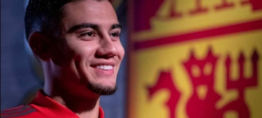 Flamengo tem concorrentes na Europa para contratar o meia Andreas Pereira