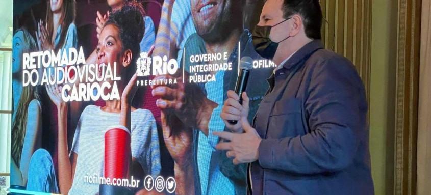 Plano da RioFilme traz uma série de ações com investimentos e reestruturação do setor na cidade