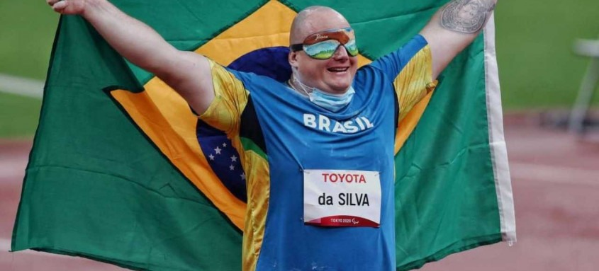 Em 2019, Alessandro foi ouro no lançamento de disco e bronze no arremesso de peso, durante o mundial de Dubai