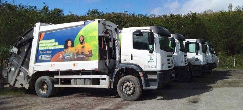 Município reforça ações de limpeza e busca conscientização da população