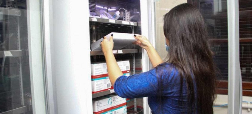 Com a chegada das doses o município vai ampliar os locais de aplicação