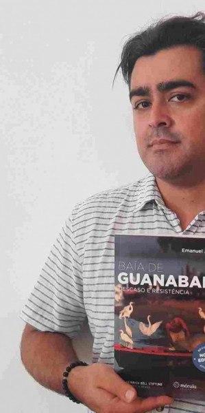 Jornalista lançou livro-reportagem em 2016 e agora fez atualização