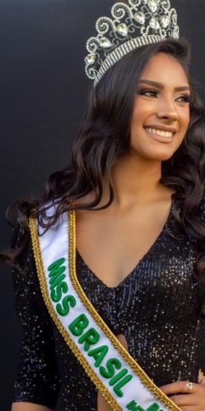 Modelo nascida em Campos representará o Brasil na final Beleza Internacional