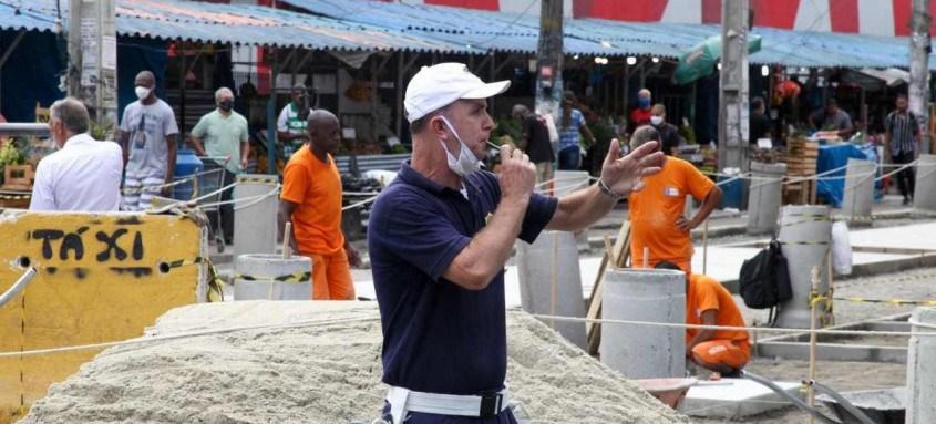 Prefeitura vai instalar dez contêineres no espaço revitalizado