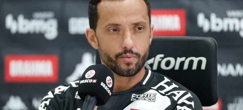 Vasco, do meia-atacante Nenê, está no meio da tabela da Série B com 43 pontos em 29 rodadas