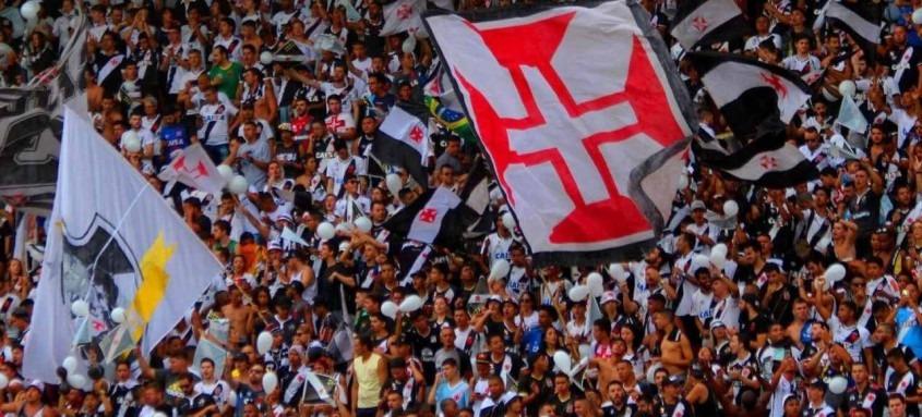 O Vasco encontrará amanhã, contra o Cruzeiro, sua torcida pela primeira vez desde o início da pandemia