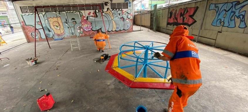 Ideia visa complementar o serviço de limpeza nas vias da cidade do Rio, além também de outros serviços prestados pela empresa