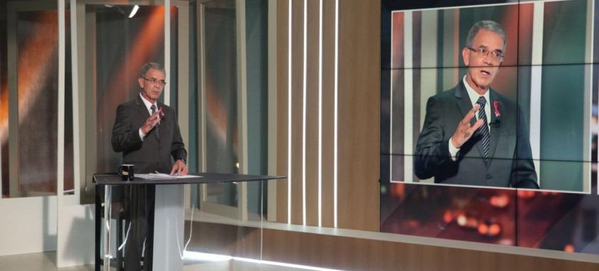 Oswaldo de Jesus Ferreira falou ao programa Sem Censura