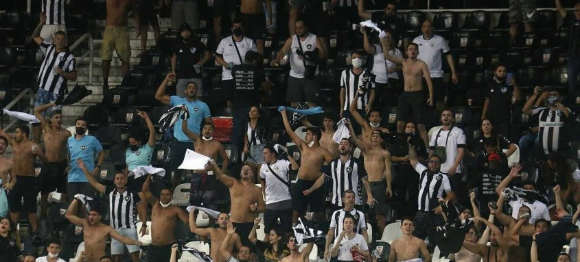 Botafogo quer contar com o apoio maciço da torcida na sexta-feira para voltar a vencer na Série B